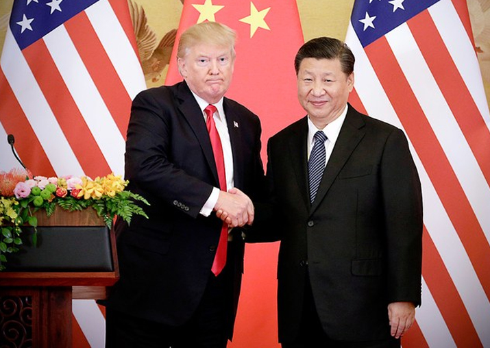 Donald Trump says China's Xi Jinping approves of his