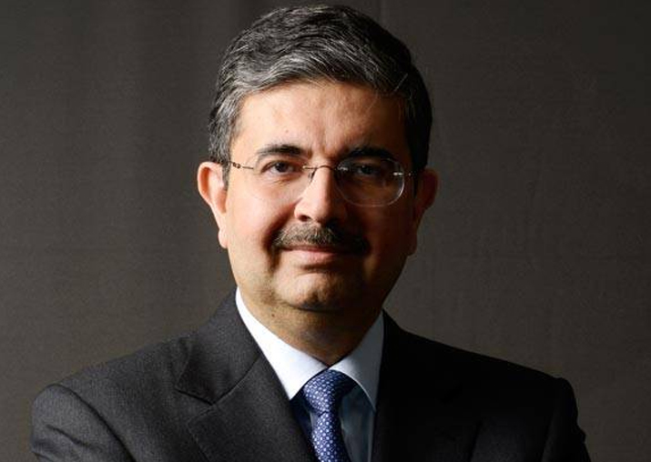 File pic of Uday Kotak