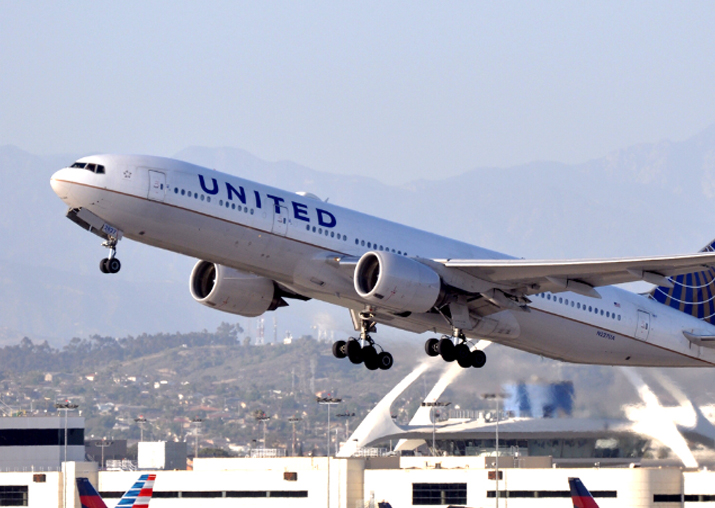 United Airlines mistakenly flies Kansas-bound pet dog to
