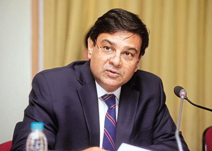 File pic - RBI Governor Urjit Patel