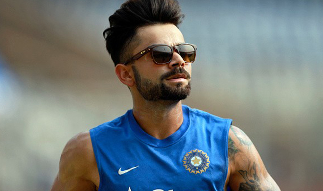 Virat Kohli gets a new haircut ahead of IPL 2018; Have a