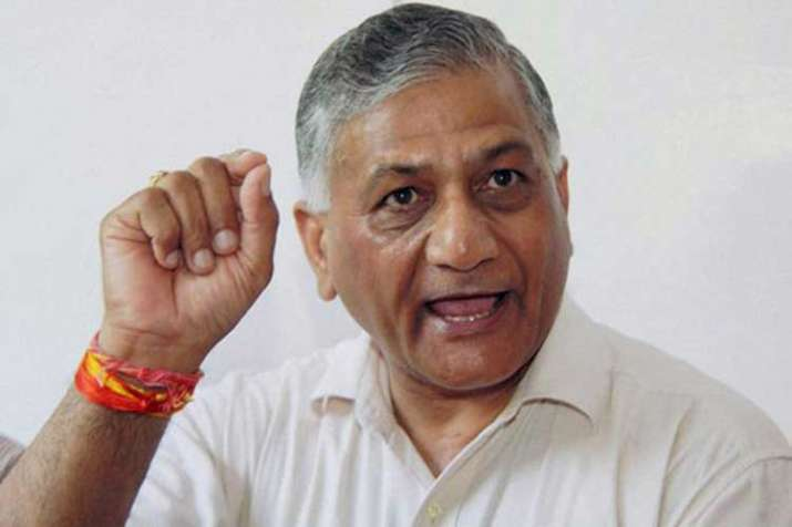 VK Singh set to fly to Iraq; govt to handover mortal