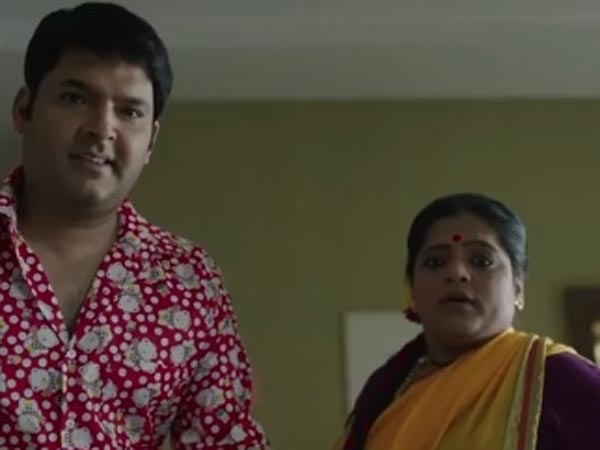 Family Time With Kapil Sharma new teaser