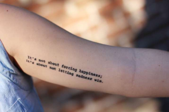 6 Mental Health Tattoos To Celebrate Your Journey Of Recovery From
