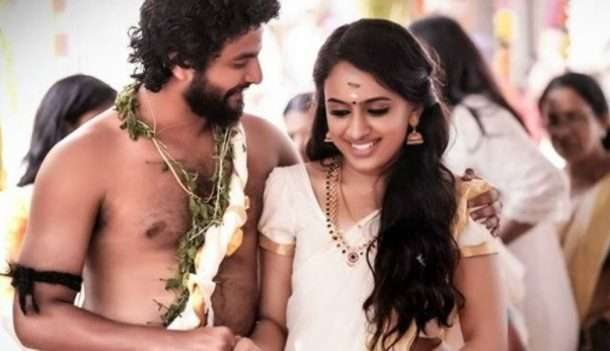 India Tv - Neeraj Madhav with wife