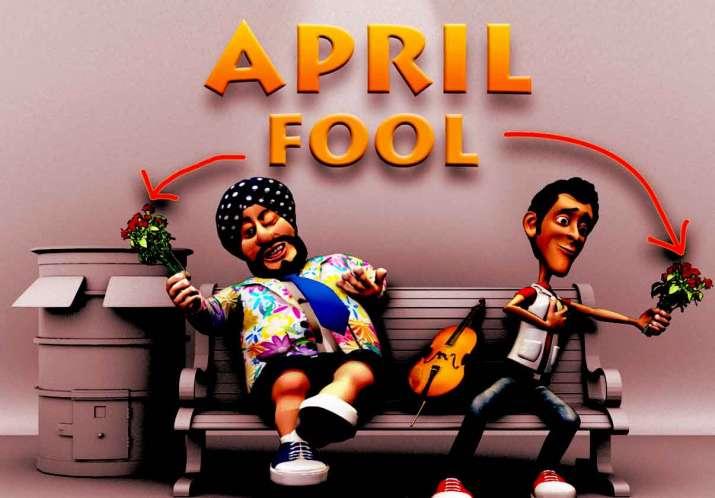 India Tv - April Fools' Day