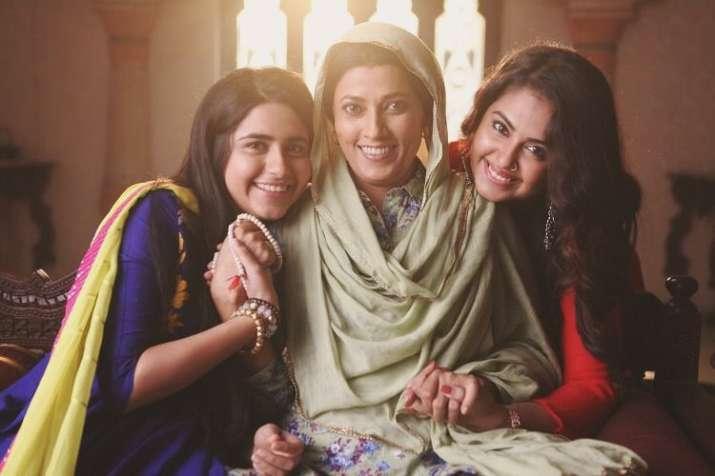 India Tv - Meghna Malik in Laado 2