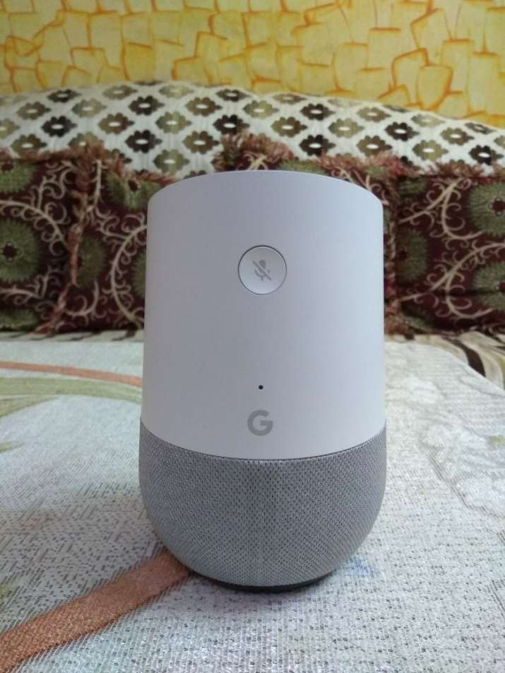 India Tv - Google Home Review: Your new portable friend who can grasp even thick Indian accent
