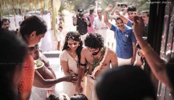 India Tv - Neeraj Madhav wedding