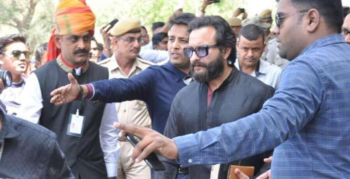 India Tv - Actor Saif Ali Khan will also be present in the court.
