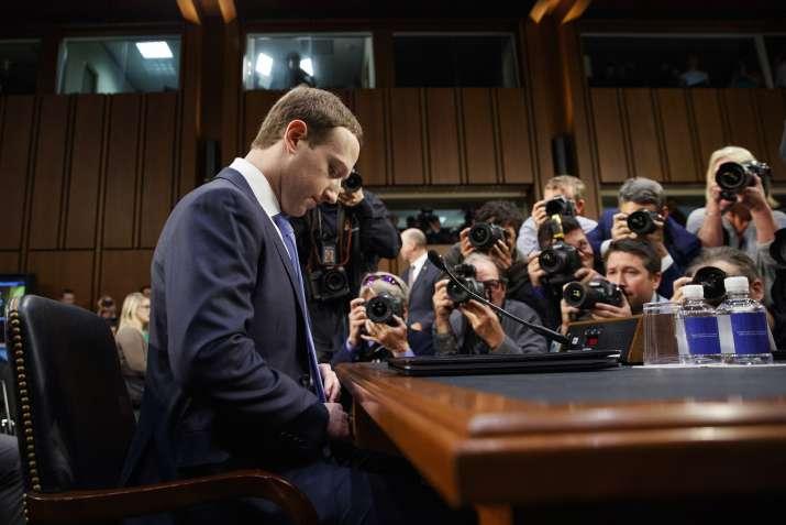Facebook CEO Mark Zuckerberg among victims of personal data