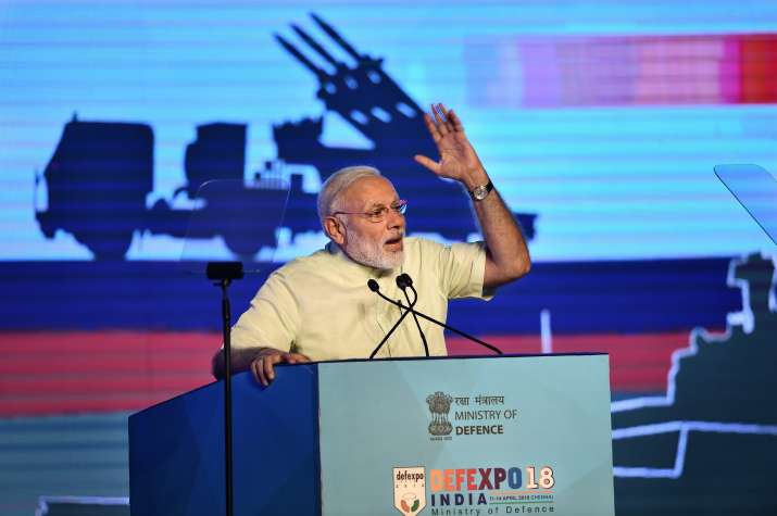 Modi said Policy paralysis would not happen anymore