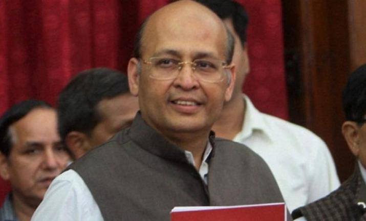 File photo of Congress spokespersonAbhishekSinghvi.