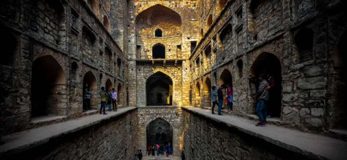 India Tv - Agrasen Ki Baoli