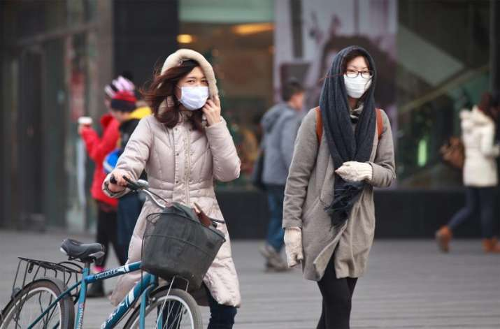 Short-term exposure to air pollutants can trigger lung