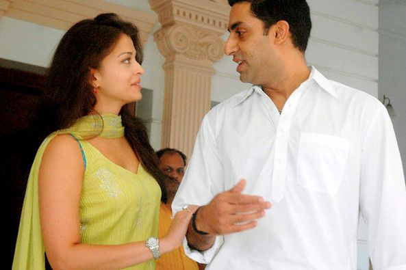 India Tv - Aishwarya and Abhishek