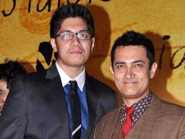 Aamir Khan, Junaid Khan