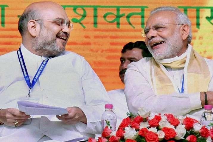 BJP president Amit Shah and PM Narendra Modi will be