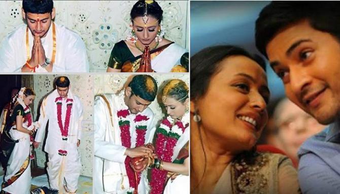 India Tv - Mahesh Babu and Namrata