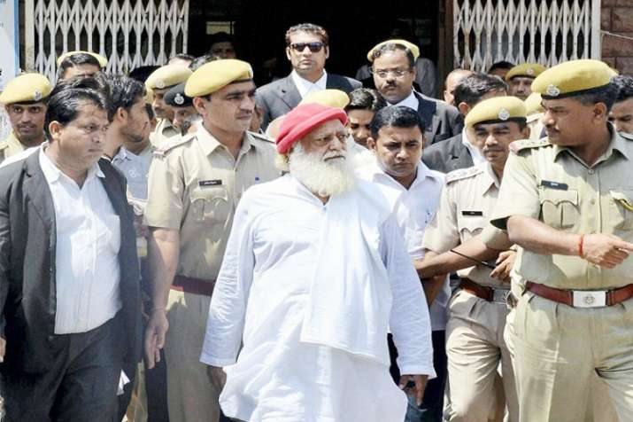 Self-styled godman Asaram has been sentenced to life in