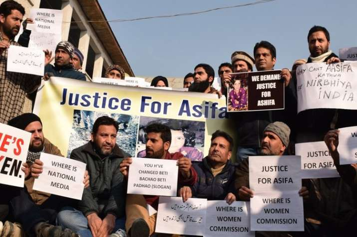 Kathua rape-murder case: #JusticeforAsifa takes Twitter by ...