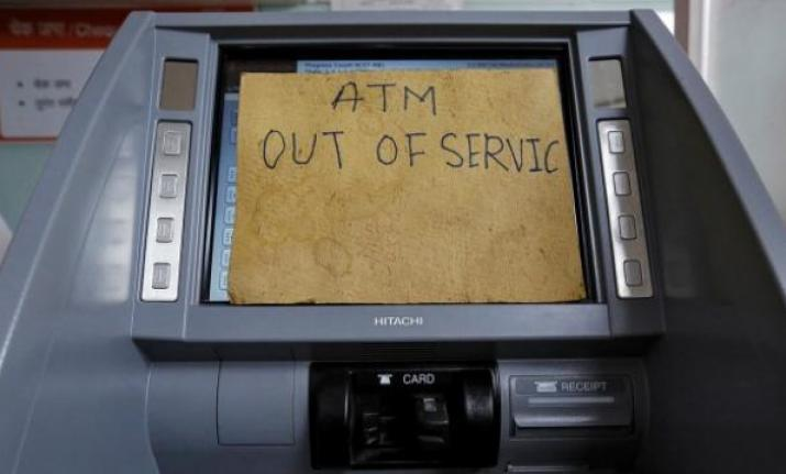 ATMs go dry across nation; govt says no currency shortage;