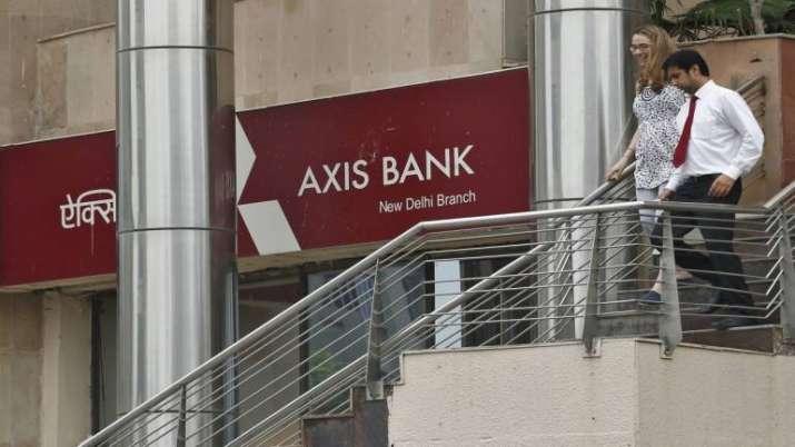 Axis Bank Representational image
