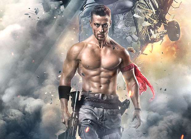 Baaghi 2: Tiger Shroff thanks fans for 'showing so much