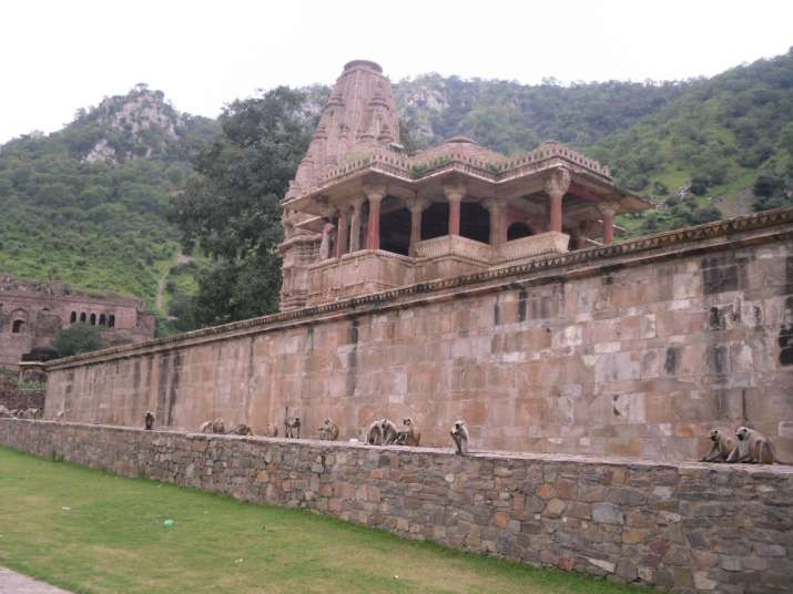 India Tv - Bhangarh Fort, Rajasthan