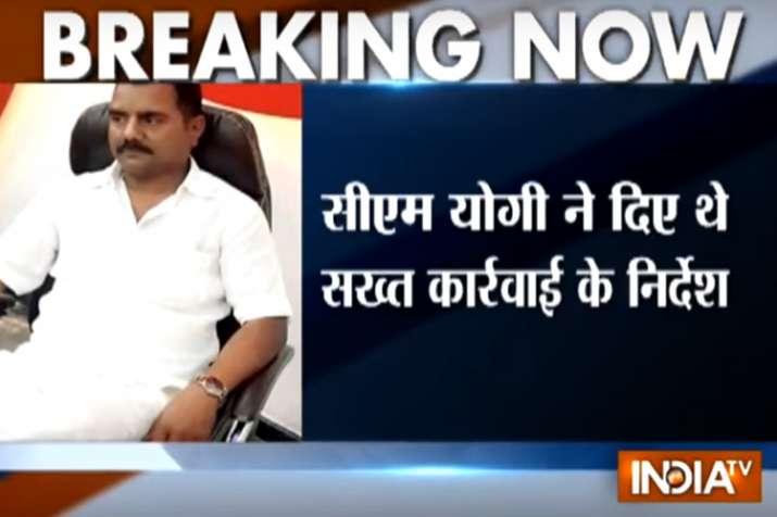 BJP MLA's brother Atul Singh Sengar arrested on Tuesday