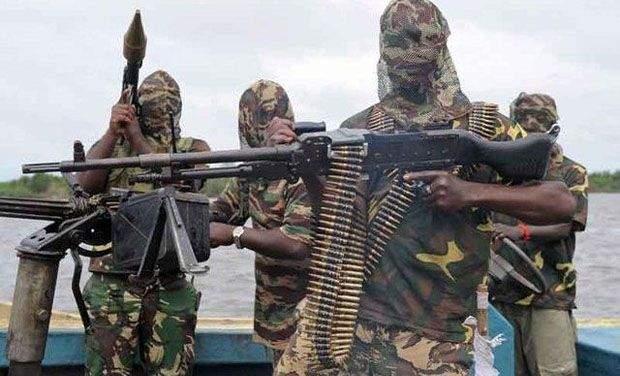 Boko Haram militants - File Pic