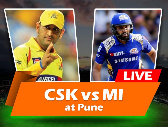 Cricket Streaming CSK vs MI: MS Dhoni and Rohit Sharma