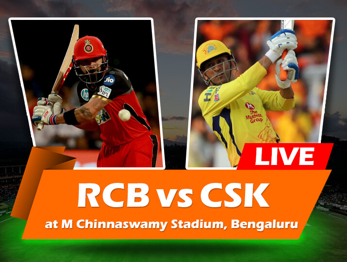 Rcb Vs Csk Live Streaming Cricket Watch Vivo Ipl 2018 Match Online On Hotstar Star Sports Airtel Tv App And Jio Tv Cricket News India Tv