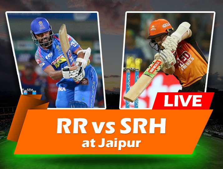 Rr Vs Srh Watch Vivo Ipl 2018 Cricket Match Online Free