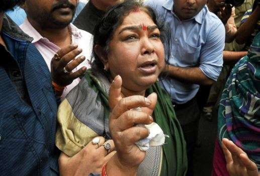 Lucknow: Sangeeta Sengar, wife of BJP MLA Kuldeep Singh