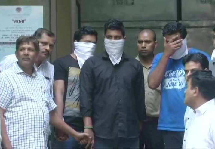 Three accused arrested by Delhi Police in CBSE Paper Leak