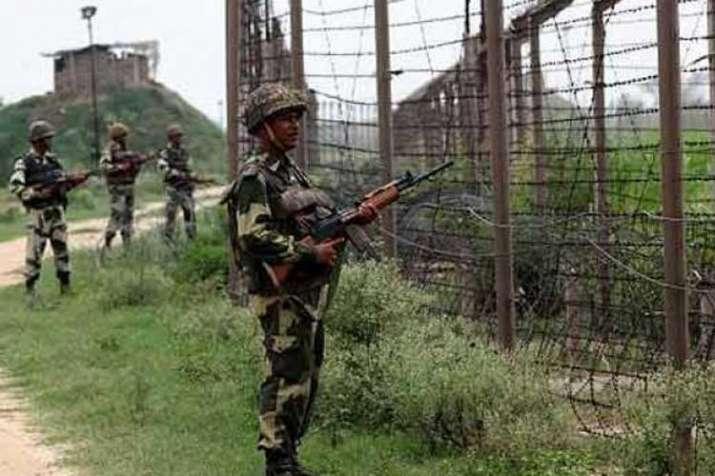 Encounter underway between terrorists, security forces in