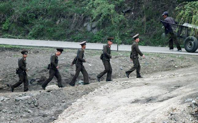 21 incursion attempts by Chinese troops in last 17 days,