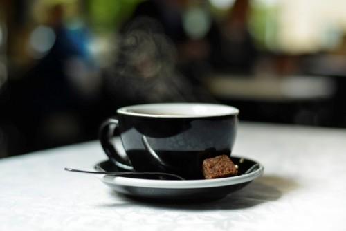 Drinking Coffee Causes Afib