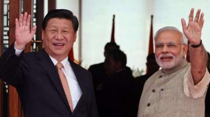 File: Prime Minister Narendra Modi and Chinese President Xi Jinping