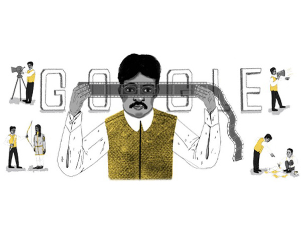 Google Doodle honours father of Indian cinema Dadasaheb