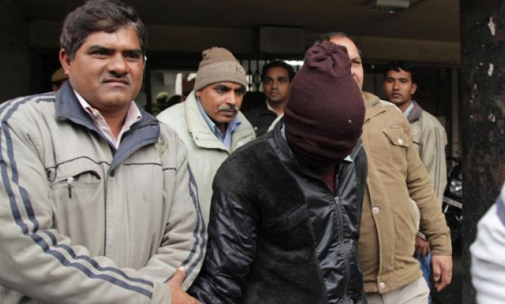 Accused in Danish woman gangrape case - File photo