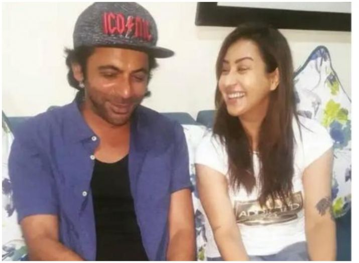India Tv - Sunil Grover, Shilpa Shinde