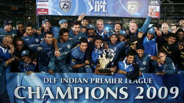 India Tv - Deccan Chargers won the second season of the IPL