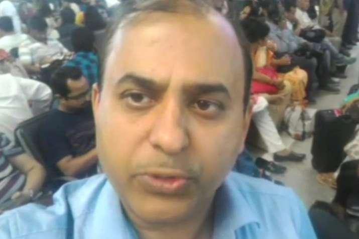 Bengaluru-based Dr Saurabh Rai offloaded from IndiGo flight