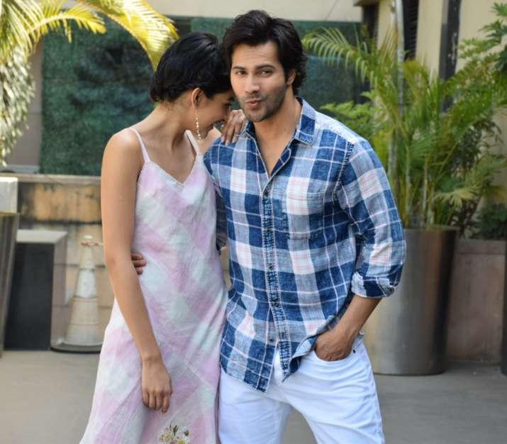 India Tv - Varun Dhawan and Banita Sandhu