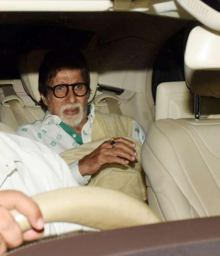 India Tv - Jaya Bachchan's birthday bash