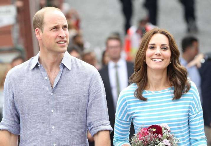 Royal baby born: Prince William and Kate Middleton blessed