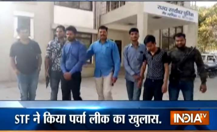 STF busts cheating racket during FCI exam in MP's Gwalior,