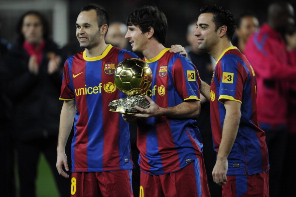India Tv - Iniesta never won the Ballon d'Or